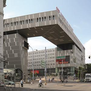 BahnhofCity Wien-West (Neumann + Steiner, 2011)