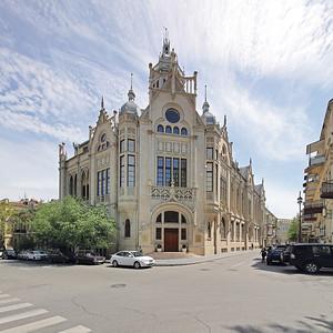 04 Palast des Glücks.  Murtuza Muxtarov küçəsi 6.  Józef Płoszko - 1911–1912