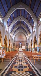 10 Kirche Notre-Dame-de-la-Paix. Place de la Paix, Cité-jardin de Suresnes. Dom Bellot - 1934