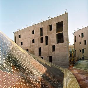 03 Mercat de Santa Caterina. Enric Miralles, Benedetta Tagliabue (EMBT), 2005