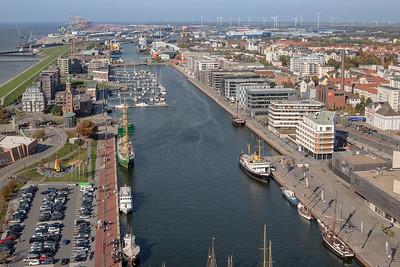 04 Neuer Hafen Bremerhaven