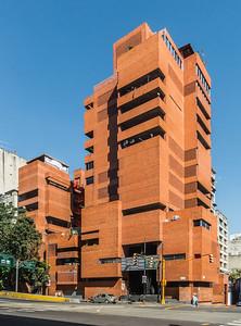 13 SEGUROS ORINOCO HEADQUARTERS. José Miguel Galia, Adolfo Maslach, 1969