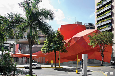 08 TEATRO MUNICIPAL DE CHACAO. Juan Machado, Eric Brewer, 2006–2011
