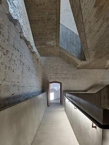 09 Erweiterung, Umbau und Sanierung Schloss Wittenberg. Bruno Fioretti Marquez