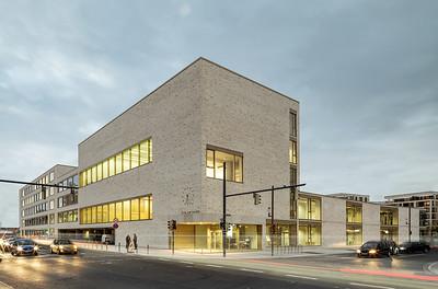 14 Hafenschule Offenbach. Waechter + Waechter Architekten