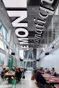 16 taz Redaktions- und Verlagsgebäude. E2A