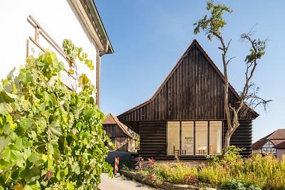 08 Neue Remise Schloss Bedheim. STUDIO GRÜNDER KIRFEL