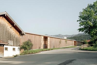 17 Eingangsgebäude Freilichtmuseum. FLORIAN NAGLER ARCHITEKTEN