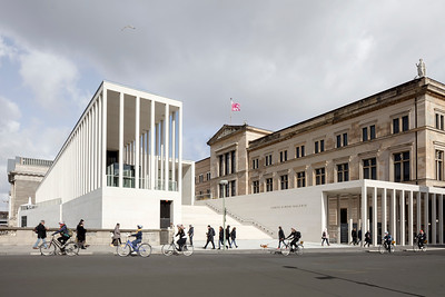 13 James-Simon-Galerie. DAVID CHIPPERFIELD ARCHITECTS