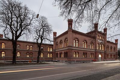 06 Design Fakultät Hochschule München (Erweiterung, Modernisierung Zeughaus). STAAB ARCHITEKTEN