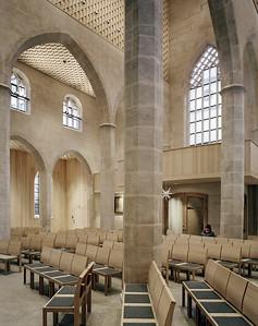 18 Wiederaufbau St. Martha. FLORIAN NAGLER ARCHITEKTEN