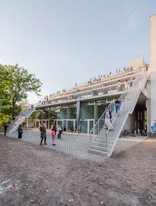 12 Terrassenhaus / Lobeblock. BRANDLHUBER + EMDE, BURLON / MUCK PETZTET ARCHITEKEN