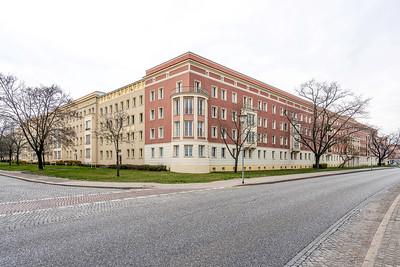 """13 Wohnbebauung """"Block 51 und 53"""", Schrader unter der Leitung von Josef Kaiser - 1953"""