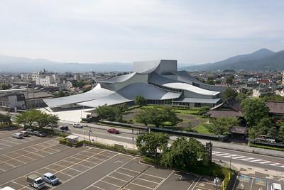 02 Tsuruoka Cultural Center. SANAA