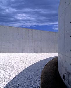 10 Water Temple. Tadao Ando