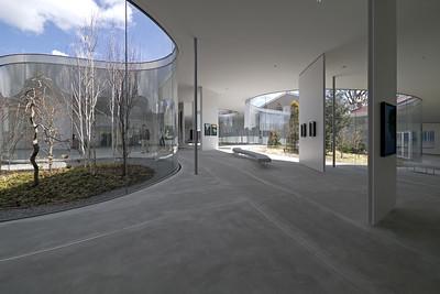 03 Hiroshi Senju Museum, Karuizawa. Ryue Nishizawa