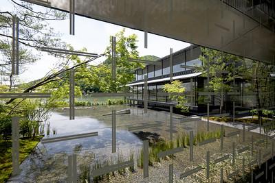 01 Fukuda Museum of Art, Kyoto.  Yasuda Atelier