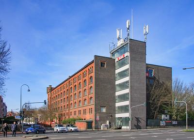 07 Das Bürgerhaus Stollwerck bezog 1987 das ehemalige preußische Proviantamt von 1906