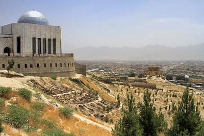 02 Mord und Mausoleum, Das Grabmal des Mohammed Nadir Shah (1883–1933)