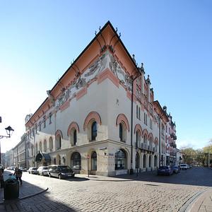 04 Teatr Stary (Altes Theater). Tomasz Majewski, Karol Kremer, Franciszek Mączyński, Tadeusz Stryjeński, 1798, 1843, 1906