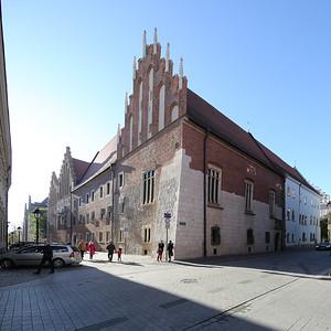 08 Collegium Maius. 15./19. Jahrhundert (Umgestaltung)