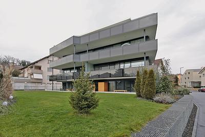 07 Mehrfamilienhaus Meier. indra+scherrer architektur, 2014