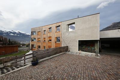 06 Mehrfamilienhaus Gapont. Uli Mayer, Urs Hüssy Dipl. Architekten ETH SIA, 2015