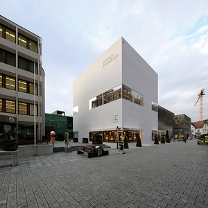 01 Hilti Art Foundation. Morger & Dettli Architekten, 2015