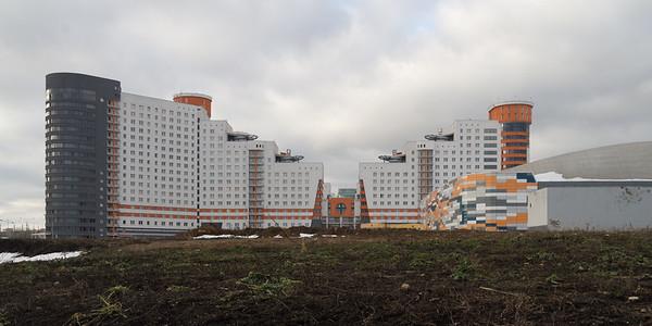07 BSU Studentenstadt | Student Town. G. Perlina, I. Gavrilenko, T. Kuzmina, R.Galyonov, O.Fomina, O. Malyarevskaya, 2009–2017+