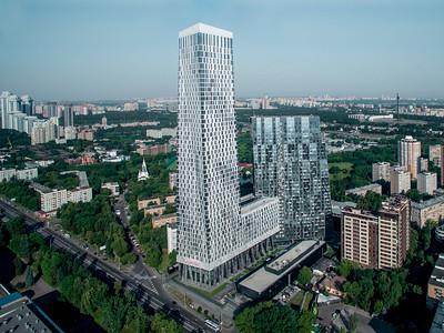 18 Haus an der Mosfilmowskaja, 2004-2012