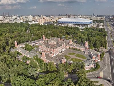03 Petrowski-Putewoj-Palais, 1776-1780