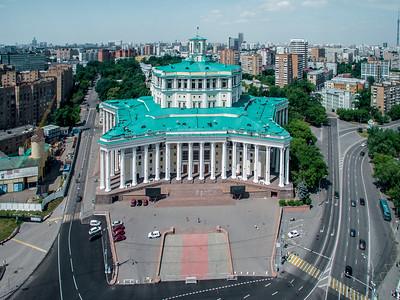 11 Theater der Roten Armee, 1935-1940