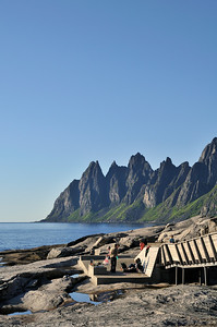 09 The Tungeneset rest area on the Senja route, part of the Norwegian Scenic Routes scheme