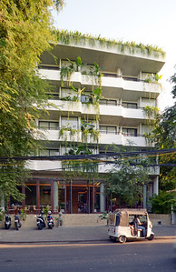 07 Penh House Hotel. Architekten | Architects: Asma Architects (2018)