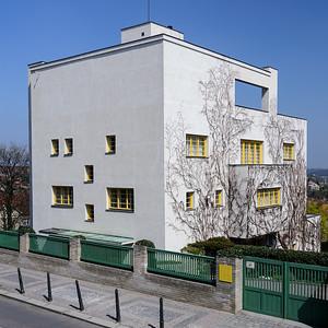 08 Villa Müller.  Adolf Loos, Karel Lhota, 1929–1931