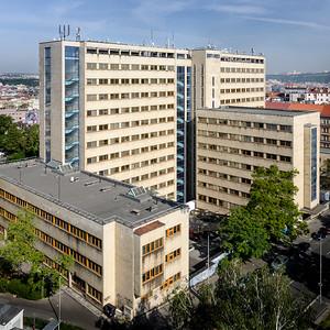 06 Palast der Allgemeinen Rentenversicherungsanstalt.  Josef Havlíček, Karel Honzík, 1929–1934
