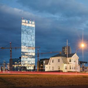 07 Gästehaus Höfði. Olav Olson, 1908. Turninn, PKdM Arkitektar, 2010