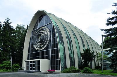 10 Katholische Kirche Oberursel (Architekt Hein Günther)