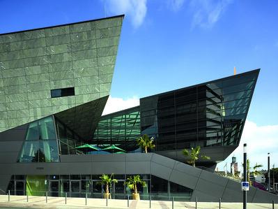 08 Darmstadtium. Architekten: Talik Chalabi, fs architekten, 2008
