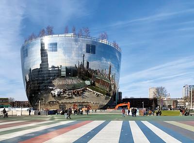 05 Boijmans Depot, Museumpark. MVRDV, 2021