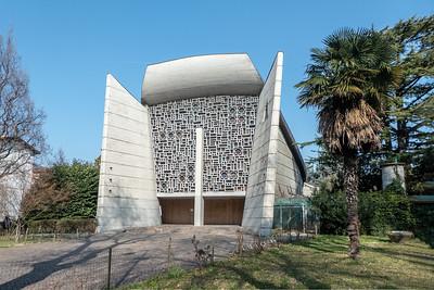 02 Kirche zum Heiligen Pius X. Armando Ronca, 1969