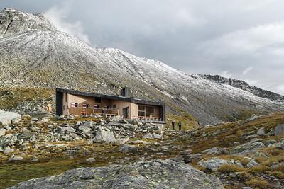 10 Edelrauthütte. MoDusArchitects – Sandy Attia, Matteo Scagnol, 2016