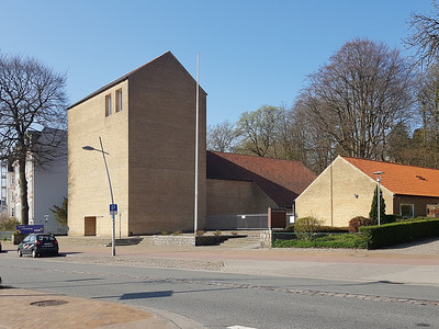 02 Dänische Kirche, Flensburg