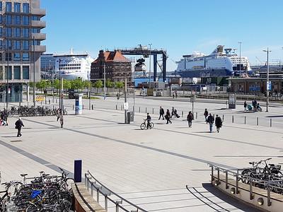 09 Bahnhofsvorplatz, Kiel