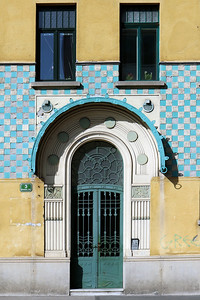 05 Hauseingang von Robert Smielowsky