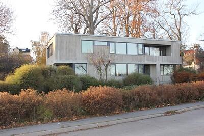 10 Villa Delin von Léonie Geisendorf, 1970