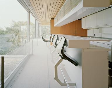 07 Wohnhäuser Heinle und Wischer mit Architekturbüro. Erwin Heinle, Robert Wischer, 1967