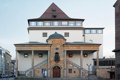 12 Gustav-Siegle-Haus. Theodor Fischer∕Martin Elsaesser, 1912∕1954