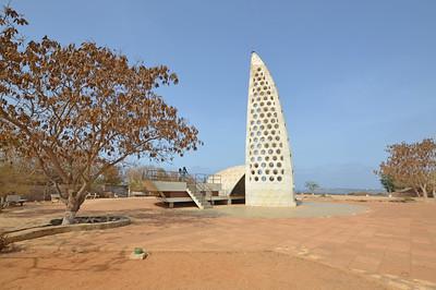 Gorée Memorial on the island of the same name near Dakar (Ottavio di Blasi, 2014)