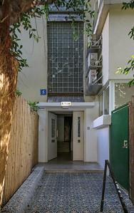 05 Haus Aginski. Engel Street 5. Sam Barkay, 1934. | House Aginski. Engel Street 5. Sam Barkay, 1934.